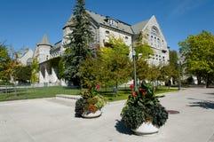 Królowej ` s uniwersytet Kingston, Kanada - Fotografia Stock