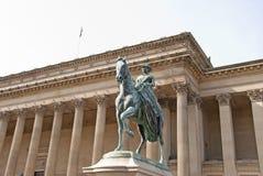 królowej statua Victoria Zdjęcia Royalty Free