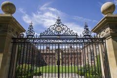 Królowej szkoła wyższa Cambridge Zdjęcie Royalty Free