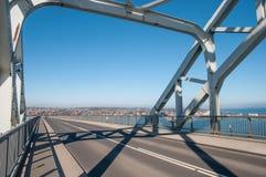 Królowych alexandrines most w Dani Zdjęcie Royalty Free