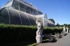 Królowych bestie, Królewscy ogródy botaniczni, Kew, Londyn, Anglia Obrazy Royalty Free