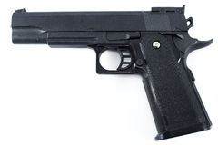 Krótki pistolet Zdjęcia Stock