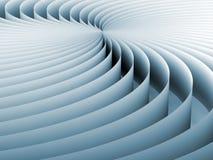 krökt linje skärm Arkivfoton