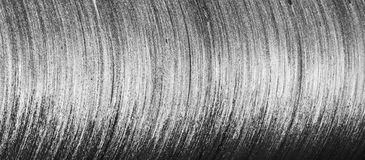 Krökta metalliska texturmodeller Royaltyfri Fotografi