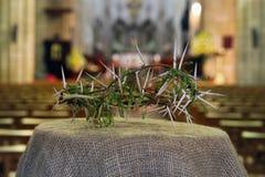 Kröna av taggar Royaltyfri Fotografi