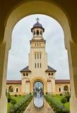 Krönung-Kathedrale in alba Iulia Lizenzfreie Stockfotografie