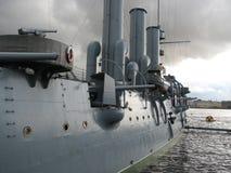 Krążownik   Zdjęcia Royalty Free