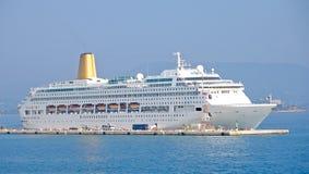krążownik Zdjęcie Royalty Free