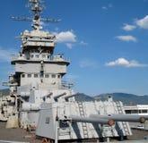 krążownik kalibru ' michaił main Fotografia Stock