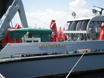 Krążownik Melitopol Zdjęcia Royalty Free