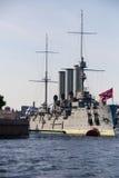 Krążownik zorza Zdjęcia Stock
