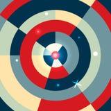 krąg tła abstrakcyjne Zdjęcia Stock