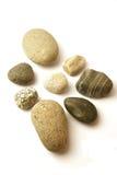 kręgów kamienie Obrazy Royalty Free