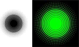 krąg abstrakcyjne Zdjęcie Stock