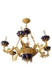 kär härlig ljuskrona Royaltyfri Fotografi