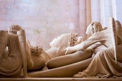 Kr?lowej Ines grobowiec zdjęcia stock