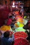 Kr-Markt in Bangalore! Lizenzfreie Stockfotos