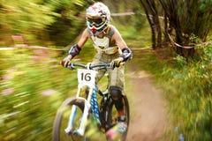 Krańcowa rower górski rywalizacja Zdjęcia Stock