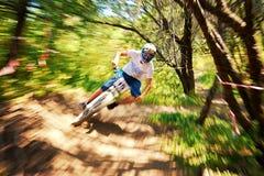 Krańcowa rower górski rywalizacja Zdjęcie Stock