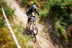 Krańcowa rower górski rywalizacja Obrazy Stock