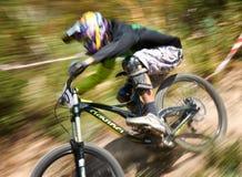 Krańcowa rower górski rywalizacja Obraz Stock