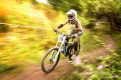 Krańcowa rower górski rywalizacja Fotografia Stock