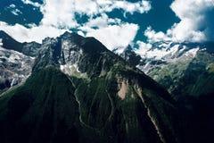 Krańcowi wzgórza Fotografia Stock