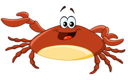 Krab stock illustratie