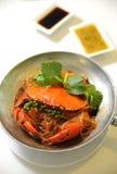 Krab thaifood Stock Foto's
