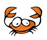 kraba Zdjęcie Stock
