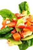 kraba mięsa sałatka Fotografia Stock