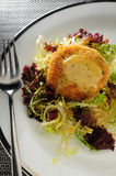 Kraba mięsa sałatka Obrazy Royalty Free