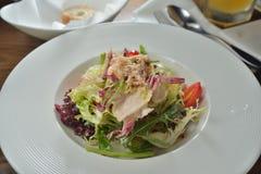 Kraba mięsa sałatka Obraz Royalty Free