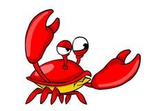 krabba 2 Vektor Illustrationer