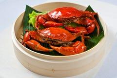 Krabba för 7th specialiteter för mån- månad Royaltyfria Foton