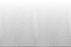 Krabba linjer textur abstrakt bakgrund Stock Illustrationer