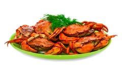 Krabbe Stockfoto