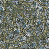Krabbel naadloos patroon Stock Foto's