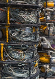 Krabben-Fallen Lizenzfreies Stockfoto
