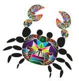 Krabbenvektor Stockbild