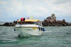 Krabi,泰国海景  库存照片