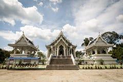 Krabi,泰国- 2016年12月26日:Kaew Korawaram寺庙 Kra 免版税库存图片