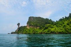 krabi Ταϊλάνδη νησιών κοτόπουλου Στοκ φωτογραφίες με δικαίωμα ελεύθερης χρήσης