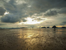 Krabi - Ταϊλάνδη Στοκ Εικόνες