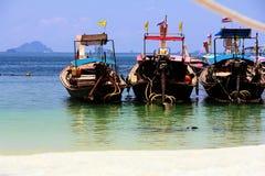 krabi Таиланд Стоковые Изображения RF