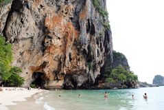 Krabi Таиланд Tumpranang Стоковое Изображение