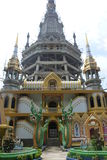 Krabi -海蛇寺庙 图库摄影