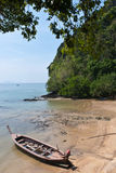 Krabi Beach Resort Stock Image