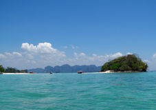 Krabi Beach, Thailand Stock Photography