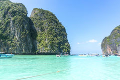 Krabi beach Royalty Free Stock Image